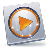 Windows Blu-ray Player icon